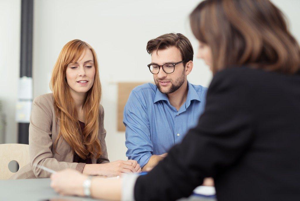 Couple planning on refinancing