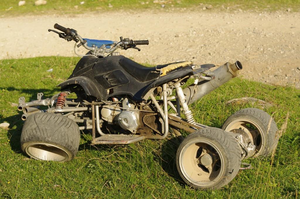 ATV unit