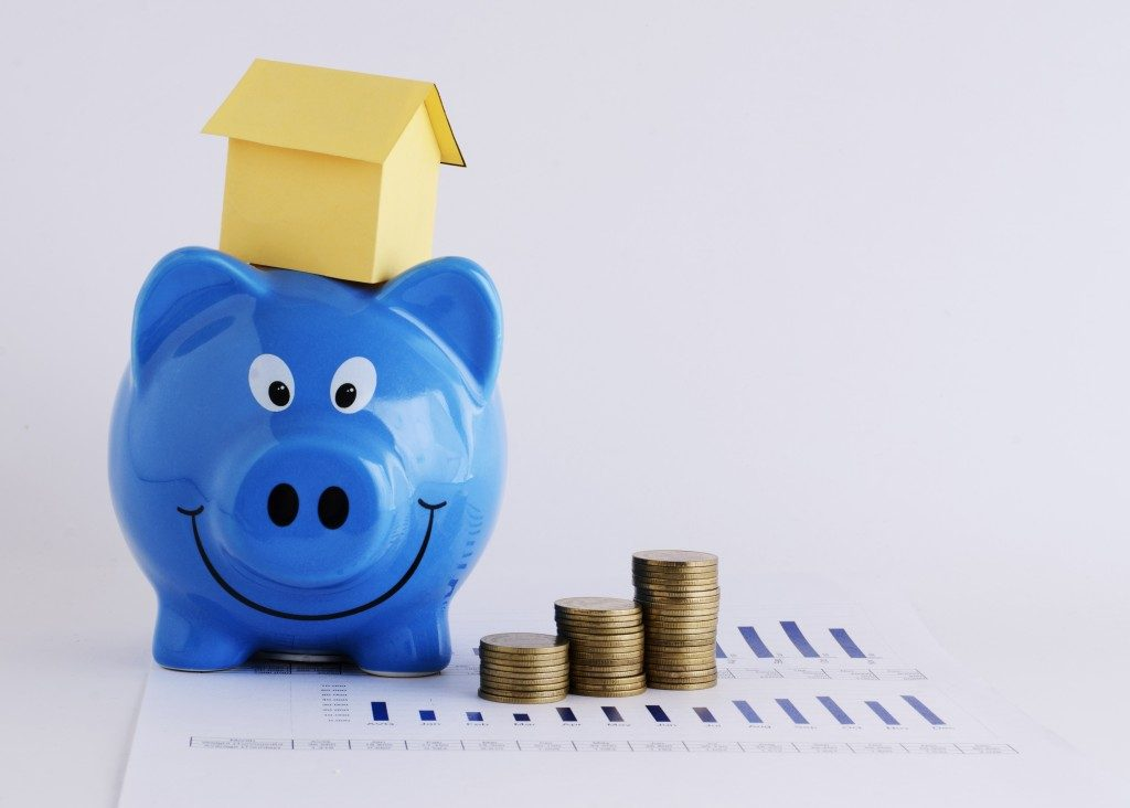 mortgage loans concept